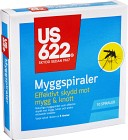 US622 Myggspiral 10 st