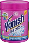 Vanish Fläckborttagning Oxi Action Colour Pulver 550 g
