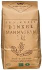 Warbro Kvarn Dinkel Mannagryn 1,25 kg
