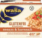 Wasa Glutenfri Sesam & Havssalt 240 g