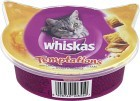 Whiskas Temptations Kyckling & Ost 60 g