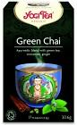 YogiTea Green Chai 15 tepåsar