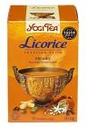 YogiTea Licorice 17 tepåsar