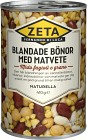 Zeta Bönsallad med Matvete 410 g