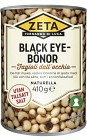 Zeta Black Eye Bönor 410 g
