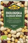 Zeta Blandade Bönor 380 g