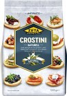 Zeta Crostini Naturell 120 g