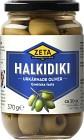 Zeta Halkidikioliver Urkärnade 370 g