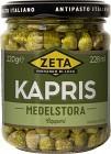Zeta Kapris Medelstor 220 g