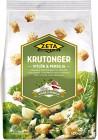 Zeta Krutonger Vitlök & Persilja 120 g