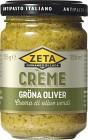 Zeta Olivcrème Grön 135 g