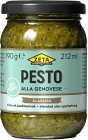 Zeta Pesto Alla Genovese Opastöriserad 190 g
