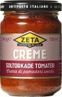 Zeta Soltorkade Tomater Crème 140 g