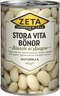 Zeta Stora Vita Bönor 410 g