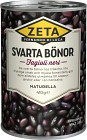Zeta Svarta Bönor 410 g
