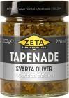 Zeta Tapenade Svarta Oliver 200 g
