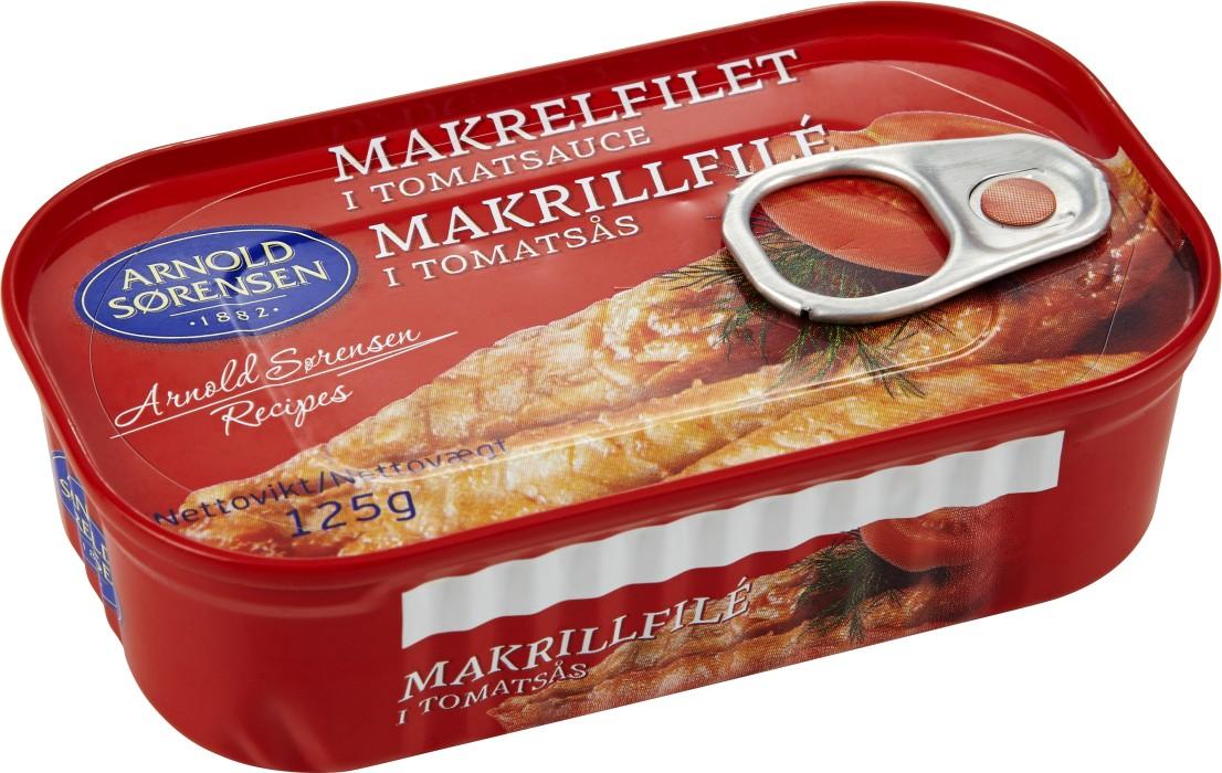 makrillfile i tomatsås