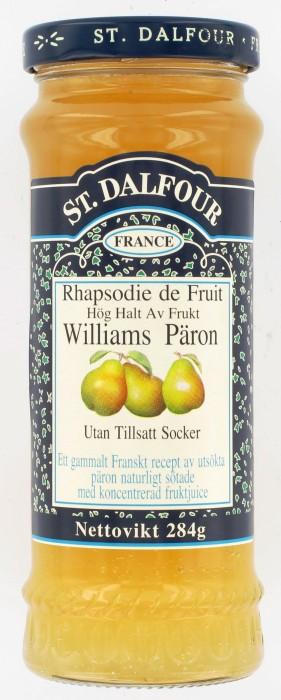 Fransmannen ater franc med marmelad pa