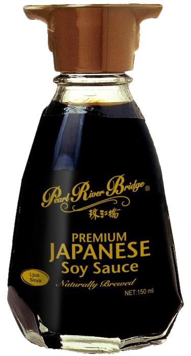 ljus japansk soja