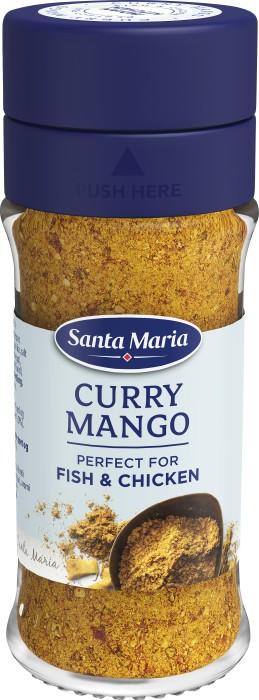 mango curry krydda